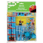 Sesame Street Mega Favor Pack (48)