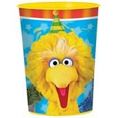 Sesame Street Plastic 16oz Favor Cup (1)