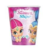 Shimmer & Shine  9 oz. Cups (8)