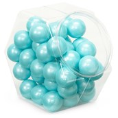 Shimmer Blue Gumballs