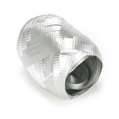 Shimmering Silver (Silver) Curling Ribbon