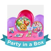 Shopkins Party in a Box For 8