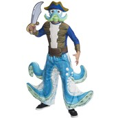 Skylanders Swap Force - Wash Buckler Child Costume