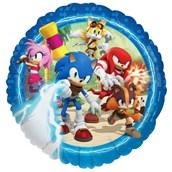 Sonic Boom Foil Balloon