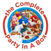 Sonic Boom Party in a Box