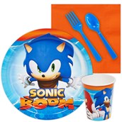 Sonic Boom Snack Party Pack