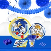 Sonic the HedgeHog 16 Guest Tableware & Deco Kit