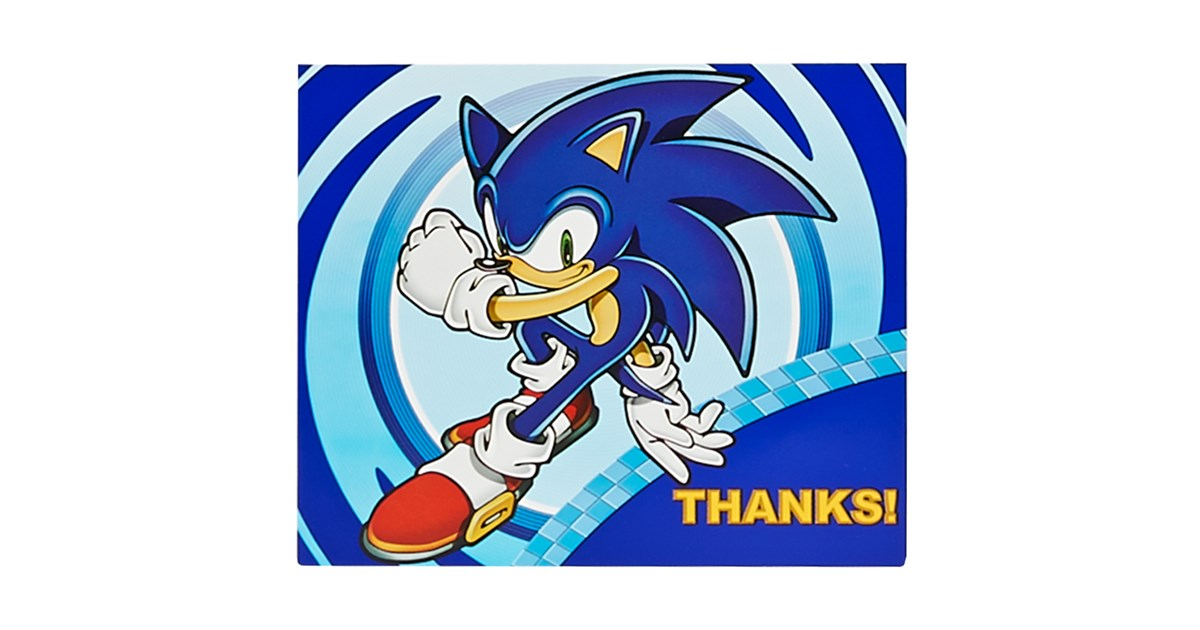 sonic-the-hedgehog-thank-you-notes-bx-93