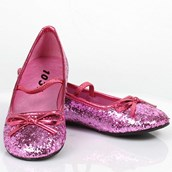 Sparkle Ballerina Shoes (Pink) Child