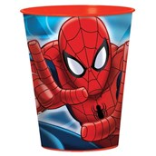 Spiderman 16 oz. Plastic Cup