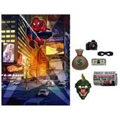 Spiderman Backdrop & Prop Kit