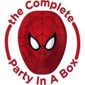 Spiderman Party in a Box