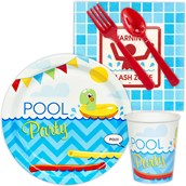 Splashin' Pool Party Snack Party Pack