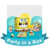SpongeBob Classic Party in a Box