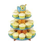SpongeBob Cupcake Stand