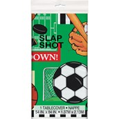 Sports Party Table Cover