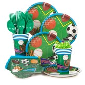 Sports Snack Party Pack