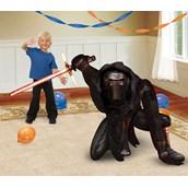 Star Wars 7 The Force Awakens Kylo Ren Airwalker Foil Balloon