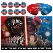 Star Wars 7 The Force Awakens Party Game