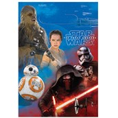 Star Wars 7 The Force Awakens Plastic Treat Bags