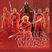 Star Wars Episode VIII: The Last Jedi Lunch Napkins (16)