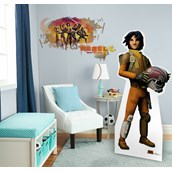 Star Wars Rebels Giant Wall Decals and Standup Kit