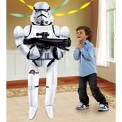 Star Wars Stormtrooper Airwalker Foil Balloon
