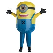 Stuart Minion Inflatable Costume For Kids