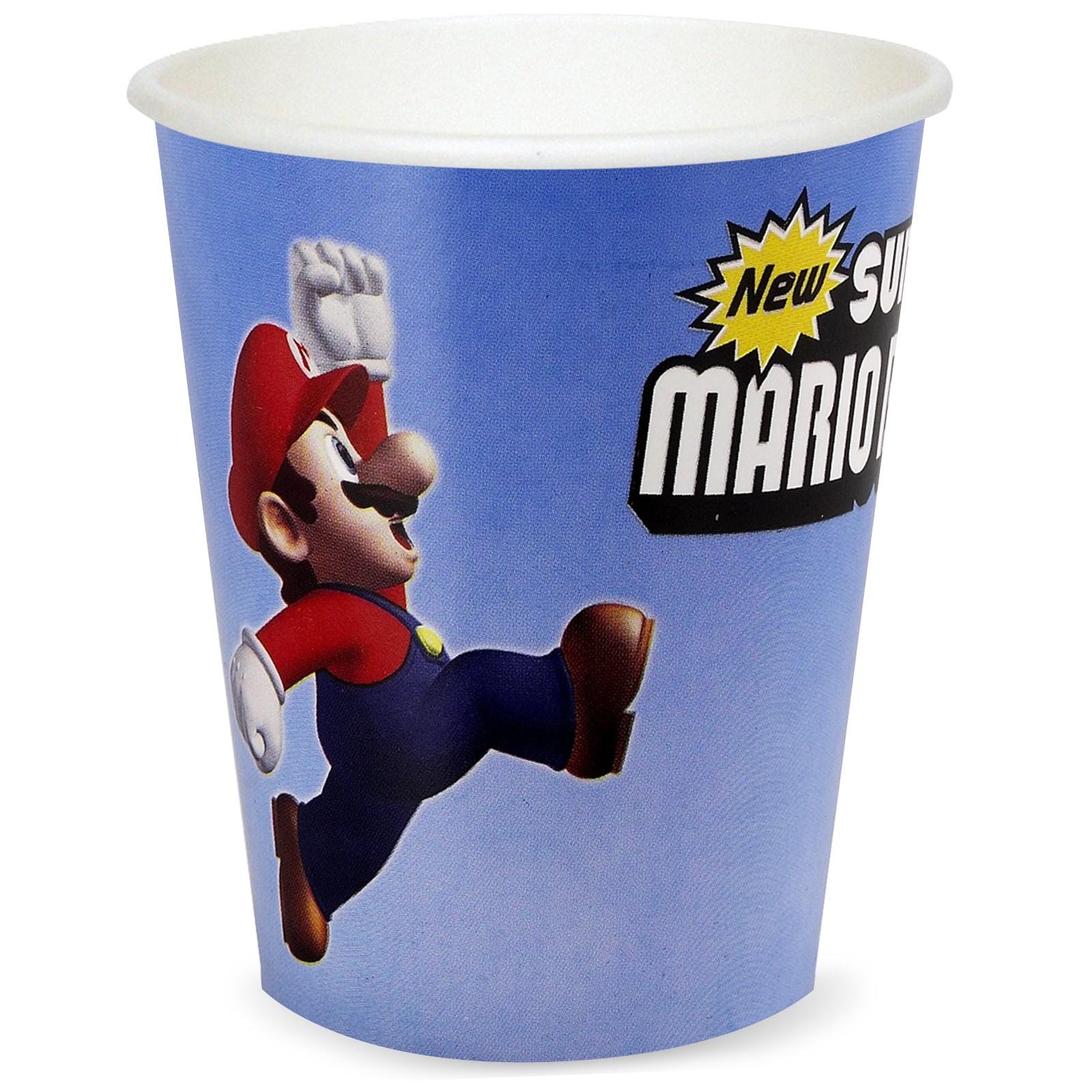 Super Mario Cups