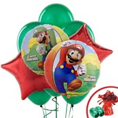 Super Mario Bros. Balloon Bouquet
