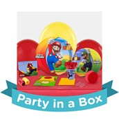 Super Mario Bros. Party in a Box For 8