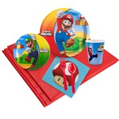 Super Mario Brothers 16 Guest Party Pack