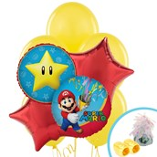 Super Mario Party Balloon Bouquet