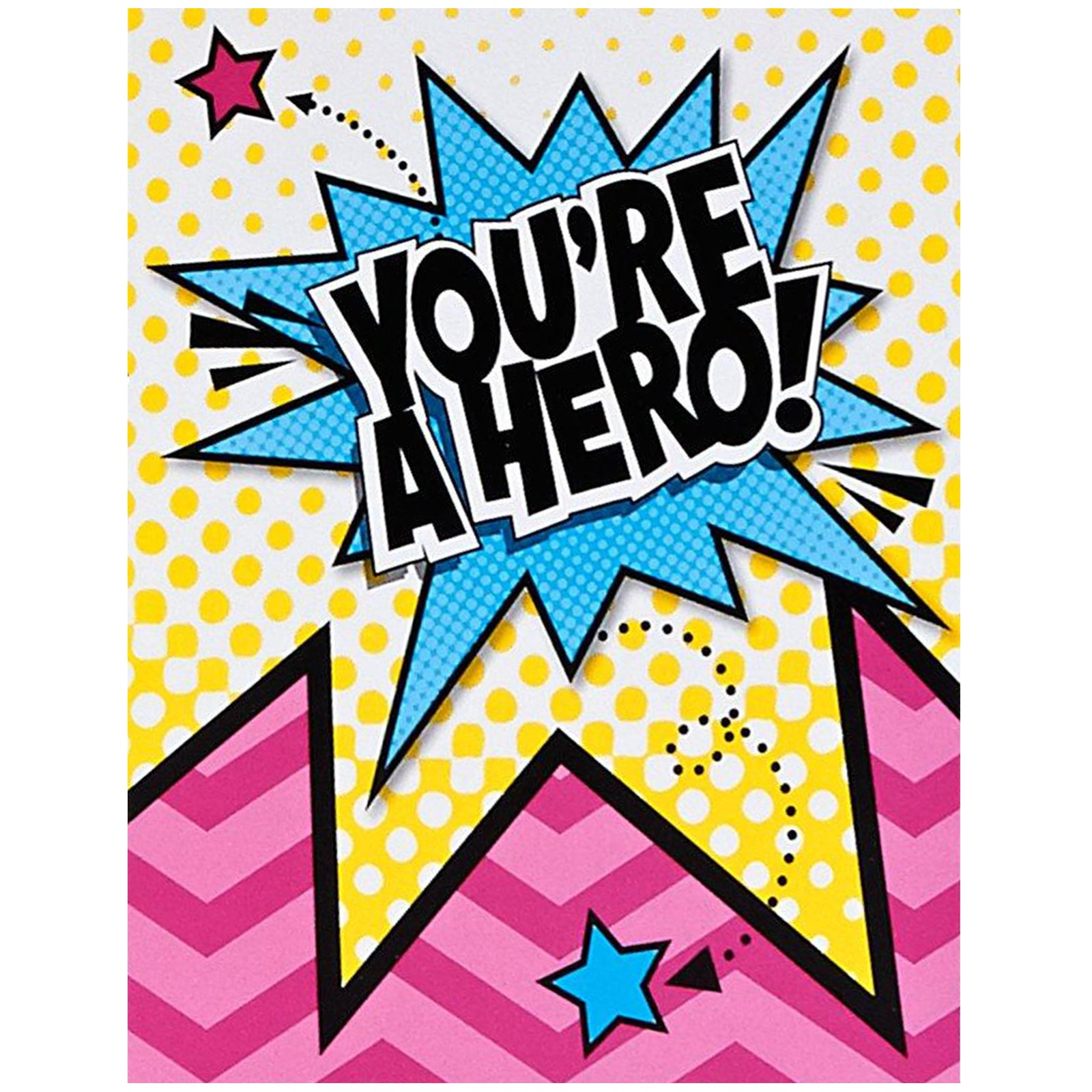 Superhero Girl Thank You Notes