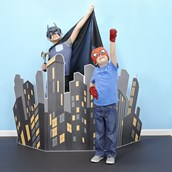 Superhero - Photo Booth Kit