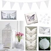 Talking Tables Butterfly Wedding Bundle