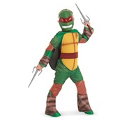 Teenage Mutant Ninja Turtle - Raphael Kids Costume with Vinyl Mask