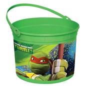 Teenage Mutant Ninja Turtles Plastic Bucket