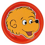 The Berenstain Bears Dinner Plates (8)
