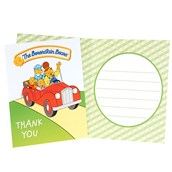 The Berenstain Bears Thank-You Notes (8)