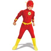 The Flash Muscle Chest Toddler / Child Costume