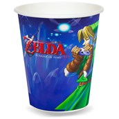 The Legend of Zelda 9 oz. Paper Cups