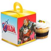 The Legend of Zelda Cupcake Boxes
