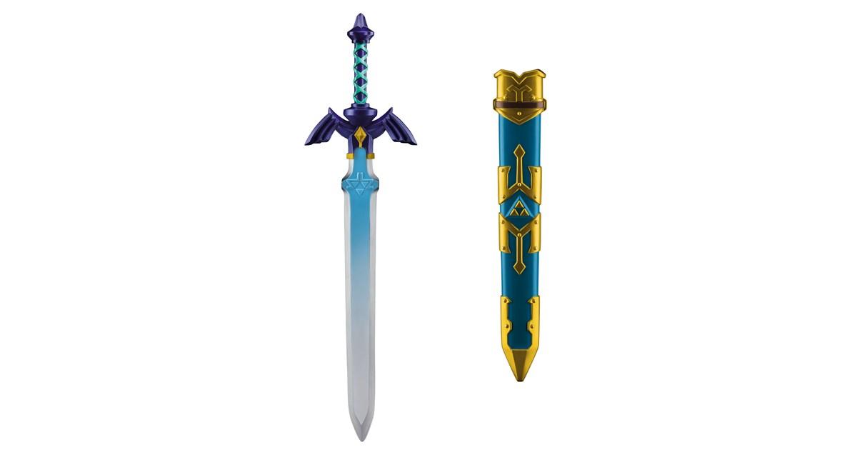 The Legend Of Zelda Link Toy Sword Birthdayexpress Com