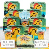 The Lion Guard 8 Guest Party Pack