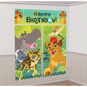 The Lion Guard Wall Decorating Kit (5)