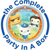 The Octonauts Party in a Box
