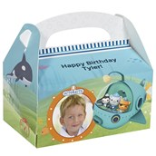 The Octonauts Personalized Empty Favor Boxes (8)