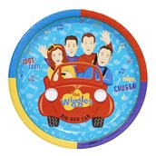 The Wiggles Dinner Plates (8)