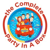 The Wiggles Party in a Box